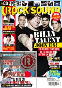 Image of ISSUE 168 / BILLY TALENT + FREE POSTERS