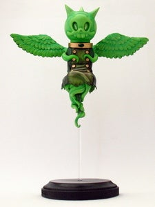 "Image of ""Looted Spirit: Remorse"" (green) Custom Big Sal"