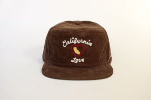 Image of CALIFORNIA LOVE Snap Back