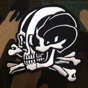 Image of BONES Embroidered Patch-SOLD OUT