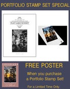 Image of Father's Day Special: Portfolio Stamp Set + FREE Poster