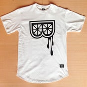 Image of CBNC x Freshly Squeezed 'Logos' T - White