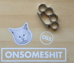Image of OSS Diecut sticker pack