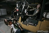 Image of Mitch Lucker - Forklift - Legacy Metallic Print. 2 left