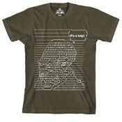 Image of the admiral (ackbar ascii art tee)