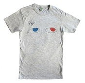 "Image of ""Voyeur Eyes"" T-shirt (Unisex)"
