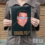 Image of What Would Laforge Do Art Prints