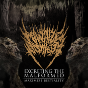 Image of [SOLDOUT] Excreting The Malformed - EP 2012