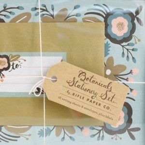 Image of Botanicals Stationery Set by Rifle Paper Co.