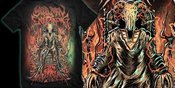 Image of Upon A Throne Of Hate pre order Package 2