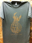 Image of Emancipator Geo Deer Shirt (Green)