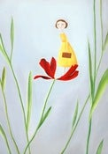 Image of Tall Tulip Archival Print