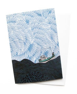 Image of Greetings Cards - Cove Park (Pack of 3)