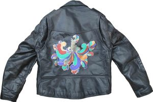 Image of Leather Series: 60's Dove