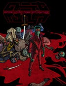 Image of GhettoManga Quarterly: Undead Celebrities (Digital)