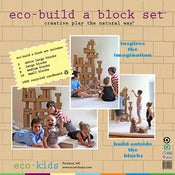 Image of eco-build a block set™