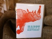 Image of Birthday: Rhino