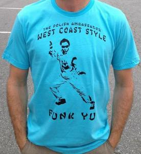 Image of Funk Yu T-shirt