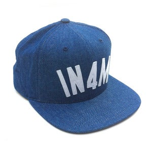 Image of IN4M - DENIM STARTER SNAPBACK