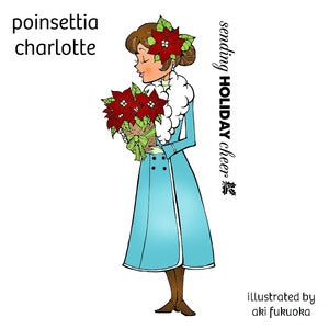 Image of Poinsettia Charlotte