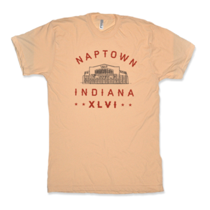 Image of Naptown Indiana XLVI (Creme)