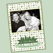 Image of Oh Christmas printable Holiday Card