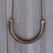 Image of Etch Necklace