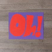 Image of Oh! Notecard Pack