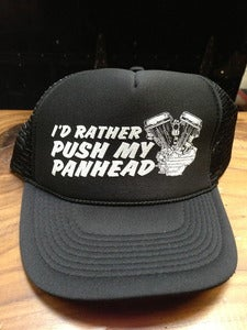 Image of OG Vintage Push My Panhead Hat