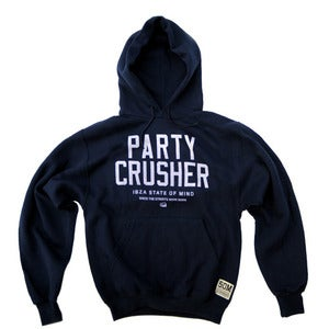 "Image of ""PARTY CRUSHER"" hoodie"