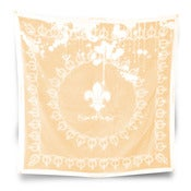 Image of Scarf - Golden Haze Revolution