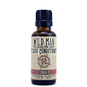 Image of Wild Man Beard Conditioner - Tundra - 30ml