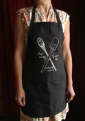 Image of Screenprinted aprons
