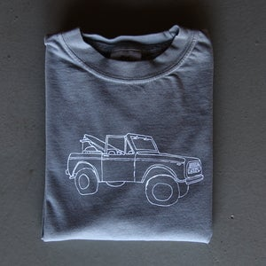 Image of Off to the Bay Children's Long-Sleeved Tee