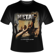 Image of *VERY RARE* Metal: A Headbanger's Journey T-Shirt