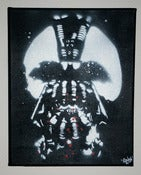Image of Toile BANE Pochoir / BANE Stencil Canvas