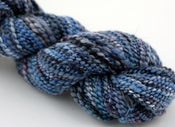 Image of April Showers - Handspun Wool Yarn