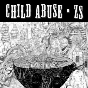 Image of Zs / Child Abuse 7""