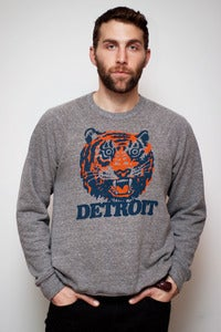 Image of Detroit Grey Crewneck
