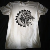 Image of The NDN SRS Tee - White