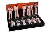 "Image of Medicom X Nike ""Original Six"" 6 Figures Set"
