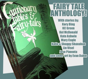 Image of Cautionary Fables and Fairy Tales