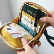 Image of ithinkso Travel Capsule Pass Pouch