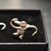 Image of Monkey Cufflinks