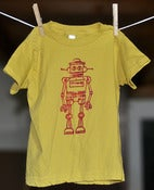 Image of Funky Robot *ORGANIC COTTON