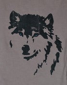 Image of El Lobo tee *ORGANIC COTTON