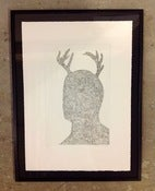 Image of faun copper-etching /20