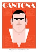 Image of Eric Cantona 20 years