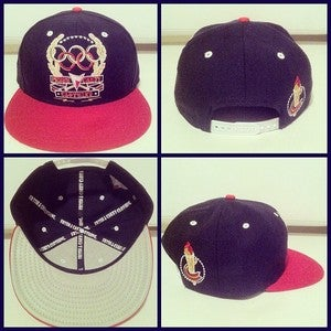 Image of Fr3sh & Cakey *LTD* Olympic SnapBack