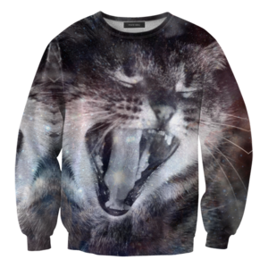 Image of Galaxy Cat Sweater